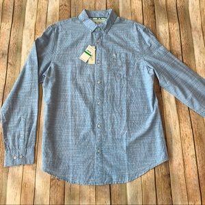 NWT Original Penguin casual button down shirt